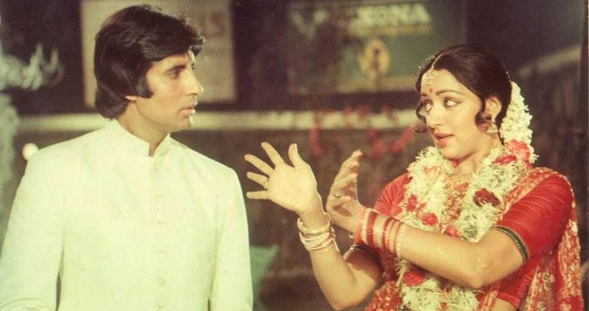 अमिताभ को याद आया हेमा मालिनी के साथ बिताया वो हसीन पल, कहा- वह सच में क्या दिन थे...