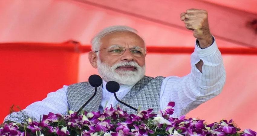 PM मोदी का 'मैं भी चौकीदार हूं' कार्यक्रम कल, अमित शाह- राजनाथ सिंह भी होंगे शामिल