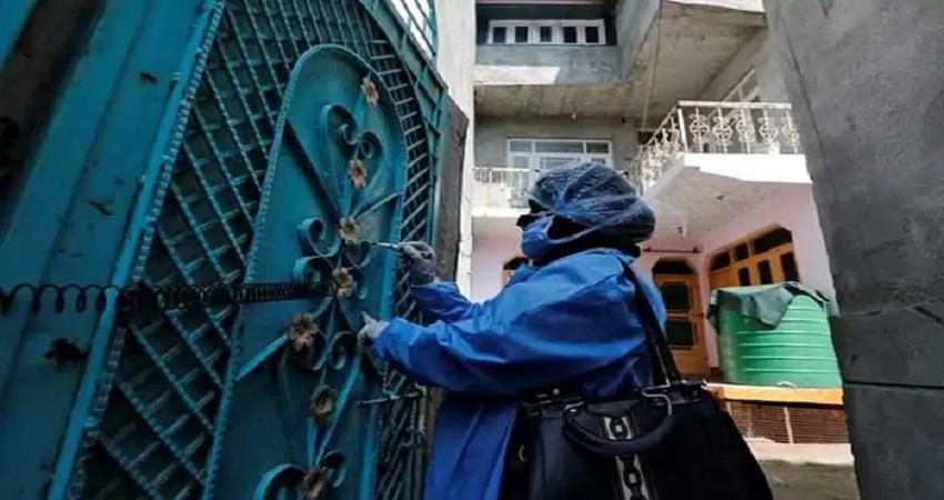 दिल्ली: होम आइसोलेशन वाले मरीजों के घर के बाहर नहीं लगेगा ''कोविड पॉजिटिव'' पोस्टर