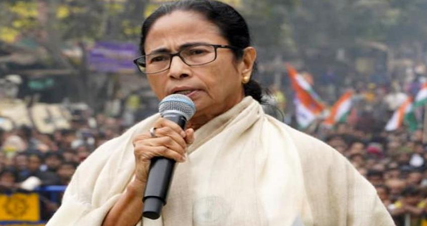 ममता बनर्जी का CAA के खिलाफ हल्लाबोल, नॉन-स्टॉप धरने का किया ऐलान