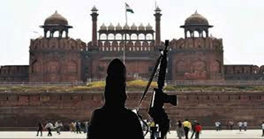 लाल किले पर आतंकी हमले का खतरा, सुरक्षा एजेंसियों ने जारी किया अलर्ट