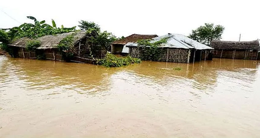 असम व बिहार में बाढ़ का कहर जारी! अब तक 55 लाख से अधिक लोग हुए प्रभावित