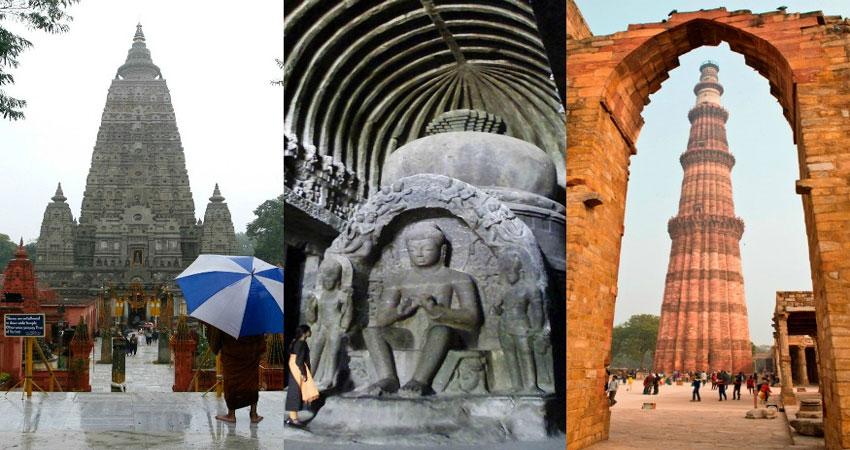 #WorldHeritageDay: ऐतिहासिक पहचान के लिए काफी अमीर है भारत, UNESCO की लिस्ट में पाई जगह