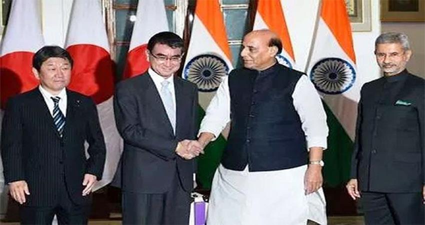 आतंक के खिलाफ लड़ रहे भारत को मिला जापान का साथ, कहा- आतंकियों पर ठोस कार्रवाई करे पाक