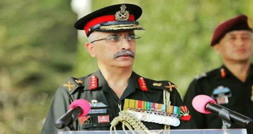 जम्मू-कश्मीर: दो दिवसीय दौरे पर घाटी में आज पहुंचेंगे सेना प्रमुख नरवणे, स्थिति का लेंगे जायजा