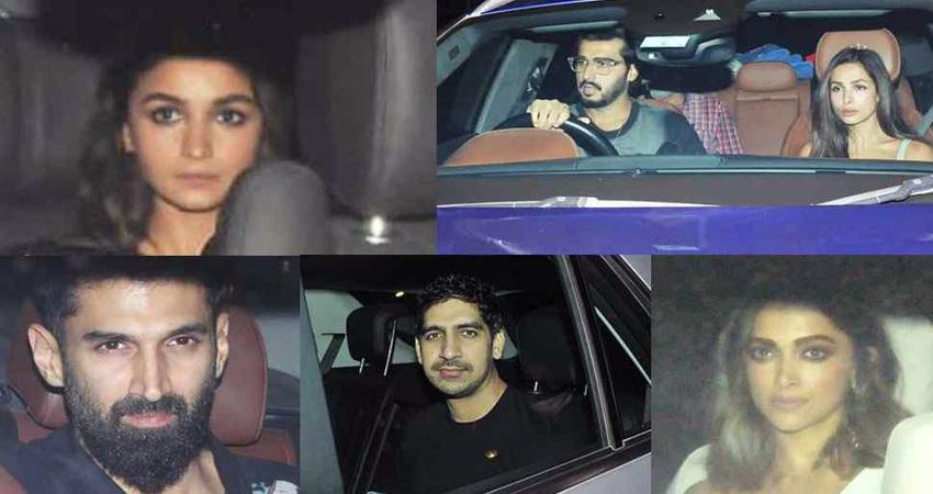 Video: करण जौहर ने आधी रात Alia Bhatt के लिए रखी बर्थडे पार्टी, सेलेब्स का लगा तांता