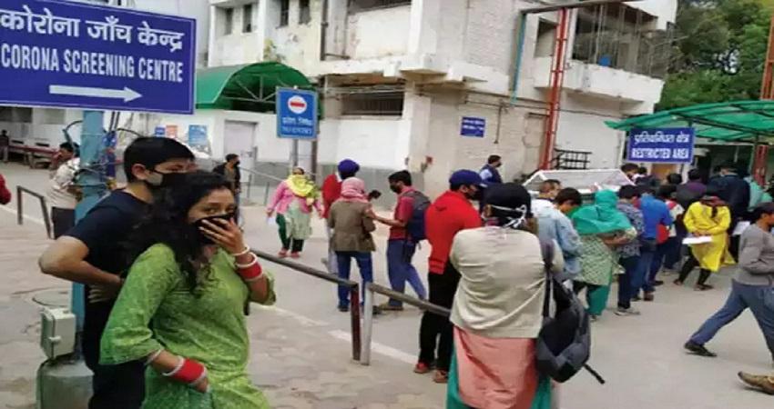 दिल्ली में बढ़ते कोरोना के प्रकोप को देख सक्रिय हुआ केंद्रीय गृह मंत्रालय