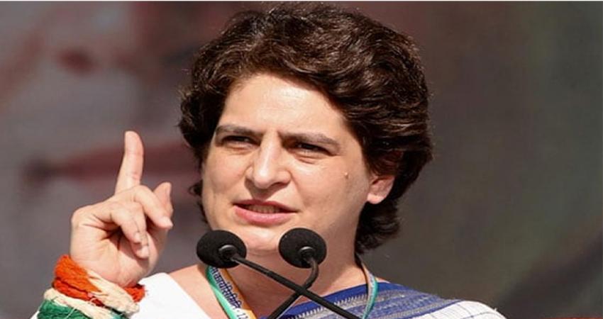 #PChidambaram के समर्थन में उतरी प्रियंका गांधी, कहा- कायरता दिखा रही है सरकार
