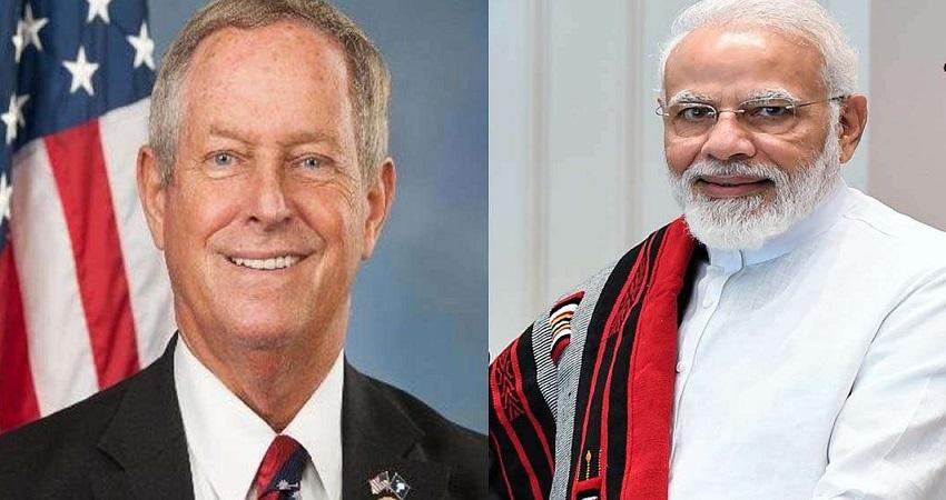 Covid-19: US में गूंजा PM मोदी का नाम, अमेरिकी सांसद ने की प्रयासों की सराहना