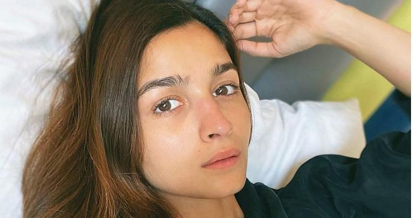 काम के बोझ की वजह से Alia की बिगड़ी तबियत, करना पड़ा अस्पताल में भर्ती