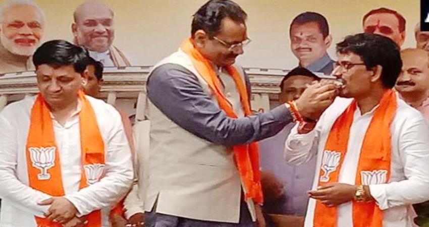 गुजरात विधानसभा उपचुनाव: बीजेपी ने जारी की 6 उम्मीदवारों की सूची, अल्पेश ठाकोर को मिला टिकट