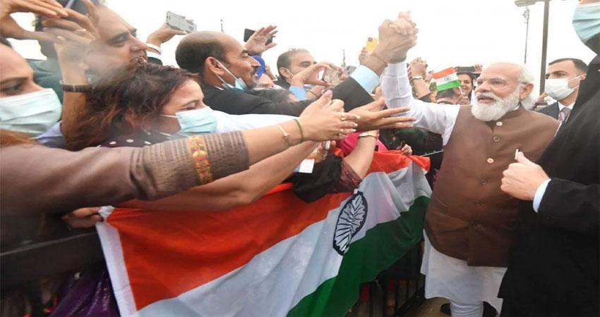 भारतीय- अमेरिकी CEO से मिले PM मोदी, कहा- प्रवासियों ने बनाई अलग पहचान