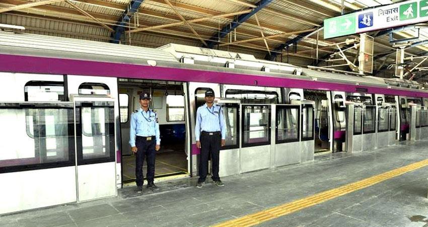 'मेट्रो यात्रियों की संख्या में कमी का दावा गलत'', DMRC ने किया साफ