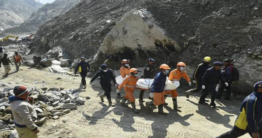 चमोली में नौ दिन से लगातार जारी है रेस्क्यू ऑपरेशन, अब तक 56 शव और 22 मानव अंग बरामद