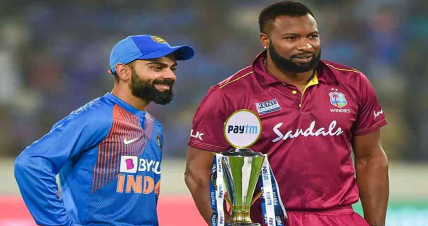 IND vs WI: टीम इंडिया की नजरें सीरीज जीतने पर, आज होगा फैसला?