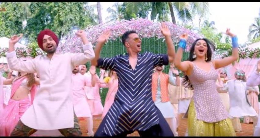 Good Newwz का पहला गाना हुआ रिलीज, घोड़ी पर नागिन डांस करते नजर आए अक्षय कुमार