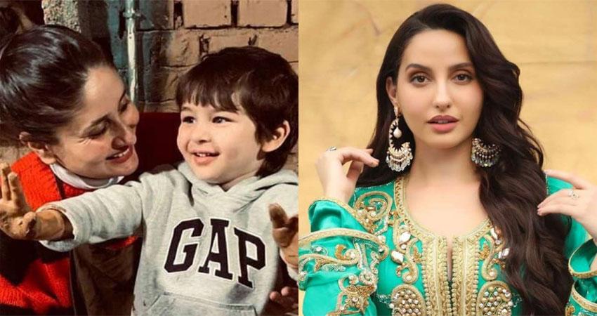 Video: नोरा फतेही ने किया बड़ा खुलासा- तैमूर अली खान से करना चाहती हैं शादी