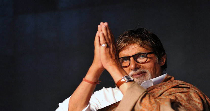 बिग बी को देखने के लिए उमड़ी भीड़, नागपुर में हो रही है 'झुंड' की शूटिंग
