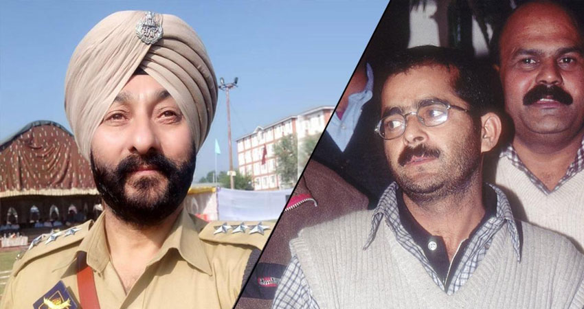 निलंबित DSP दविंदर सिंह के घर की चौथे दिन भी तलाशी, अहम दस्तावेज जब्त