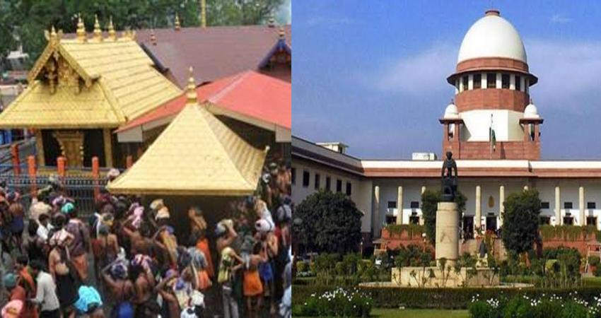 सबरीमाला मंदिर मुद्दे पर नौ सदस्यीय संविधान पीठ का गठन, जल्द होगा विचार