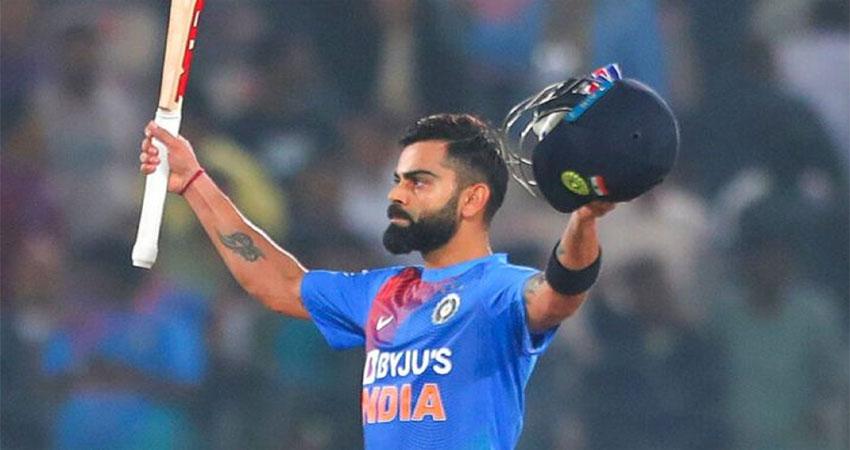 मैं भीड़ का मनोरंजन करने के लिए हवा में गेंद नहीं खेलता: Virat Kohli