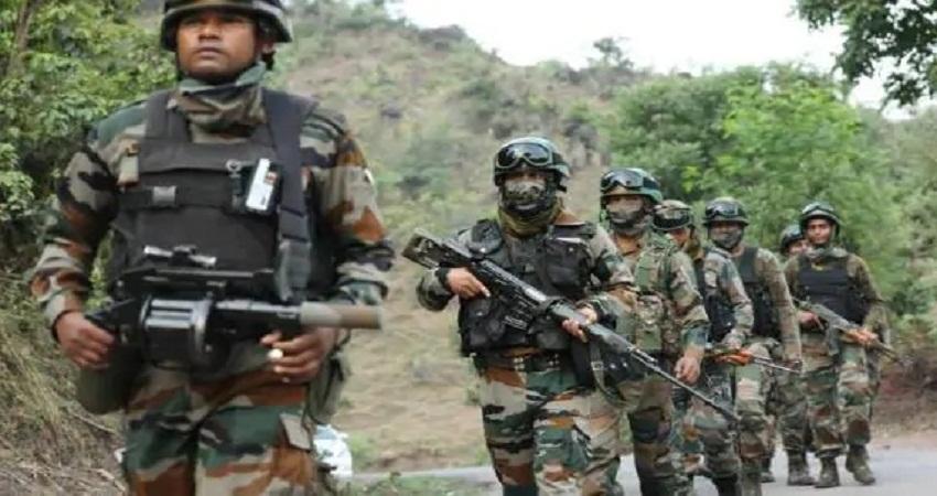 श्रीनगर: सुरक्षाबलों और आंतकियों के बीच मुठभेड़, एक आतंकी को उतारा मौत के घाट