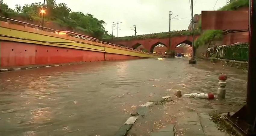 दिल्ली में भविष्य में नहीं होगा जलभराव! PWD ने बनाई संवेदनशील स्थानों के लिए योजना