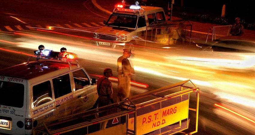 दिल्ली: स्पा सेंटर सैक्स रैकेट मामले में 6 पुलिसवाले सस्पेंड, 1 लाइन हाजिर