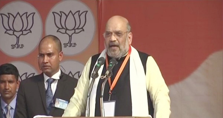 दिल्ली चुनाव: BJP के लिए अमित शाह मांगेंगे वोट, आज दो रैलियां