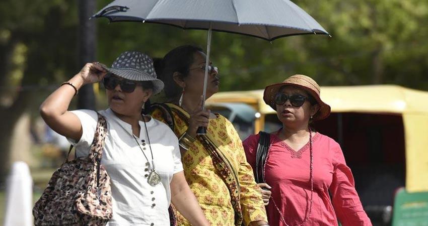 दिल्ली: इस सीजन का सबसे गर्म दिन रहा 27 मार्च, दिलाई जून - जुलाई की याद