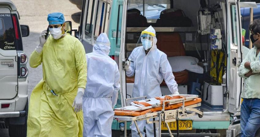 coronavirus: भारत 96% रिकवरी के साथ शीर्ष पर,तेजी से डिस्चार्ज हो रहे मरीज