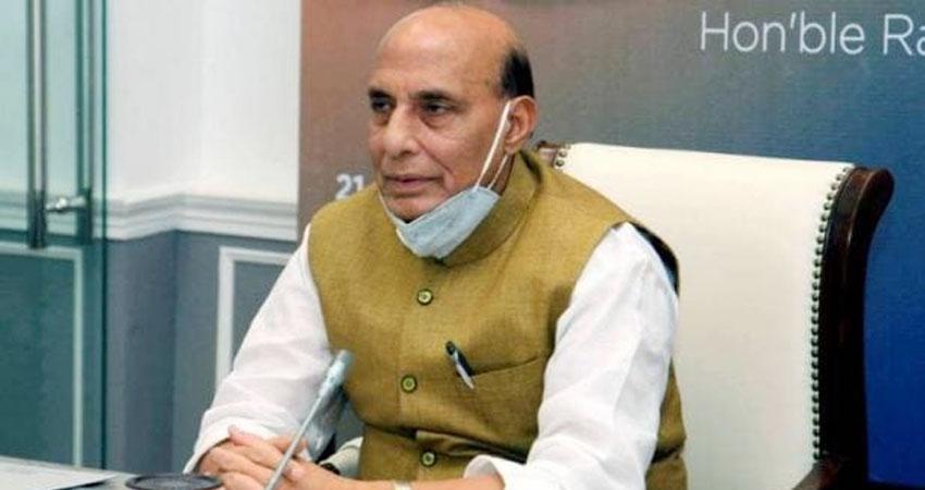 आज लखनऊ दौरे पर जाएंगे रक्षा मंत्री राजनाथ सिंह, 2 कोविड अस्पतालों का करेंगे दौरा