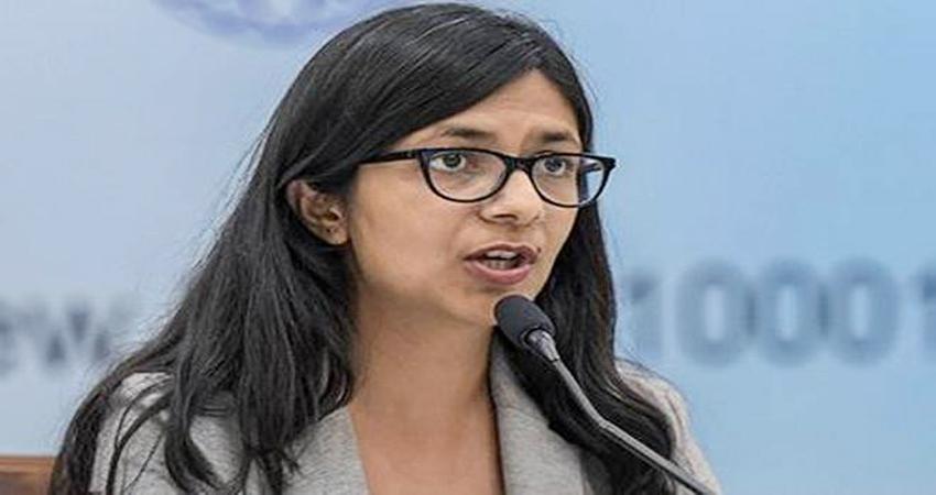 SPA सेंटर सेक्स रैकेट: Just Dial को मालीवाल ने भेजा ये नोटिस, निगम पर साधा निशाना