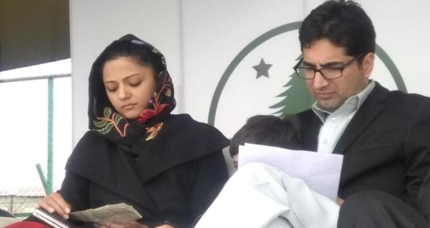 जम्मू-कश्मीर: पूर्व IAS शाह फैसल PSA के तहत हुए नजरबंद