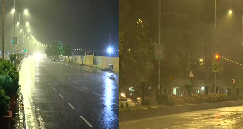 मुंबई-पुणे में आया जल सैलाब, रात भर मूसलाधार बारिश के बाद आज रेड अलर्ट जारी