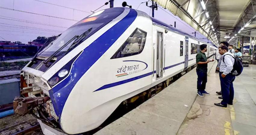 भारत की ओर से चीन को एक और बड़ा झटका, वंदे भारत ट्रेन बनाने का ठेका किया रद्द