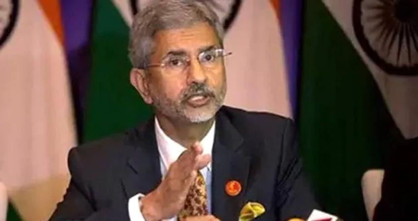 विदेश मंत्री एस जयशंकर का POK पर बड़ा बयान, कहा- जल्द होगा भारत का हिस्सा