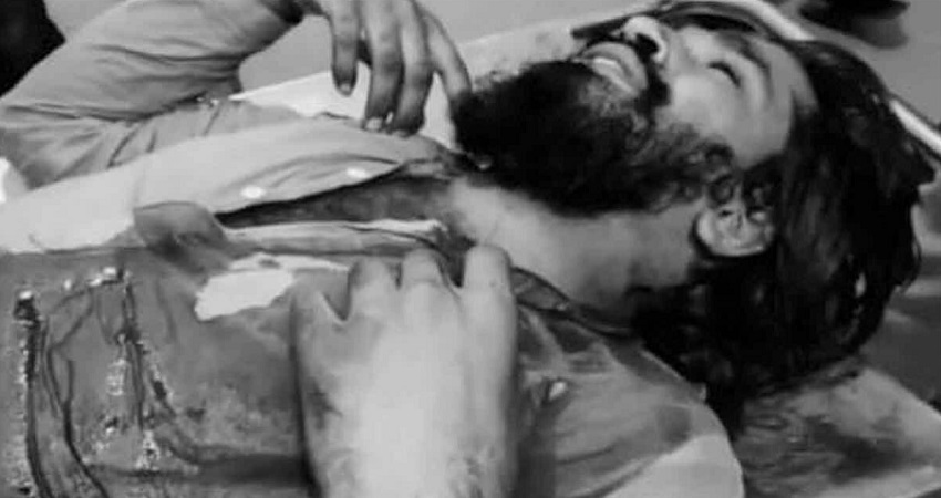 राजस्थान के बाद अब UP में दबंगों ने मंदिर के पुजारी को मारी गोली, हालत बनी हुई है नाजुक