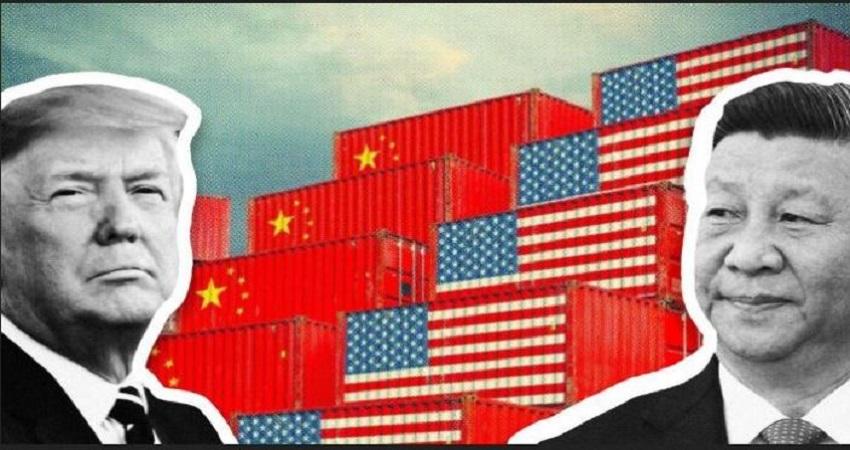 अमेरिका ने दिया चीन को बड़ा झटका! ट्रेड डील हुई खत्म, दुनियाभर के शेयर बाजार में आई भारी गिरावट
