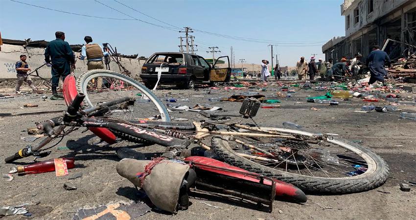 काबुल में तीन बम धमाके, तालिबान ने ली जिम्मेदारी