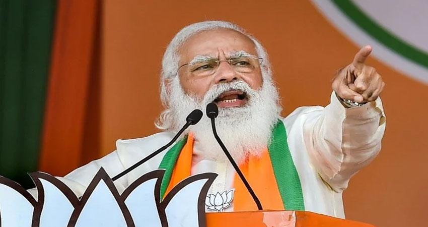 प.बंगाल: PM मोदी की हुंकार से मचा तहलका, #ModirSatheBrigade पर हुए 1 मिलियन से अधिक Tweet