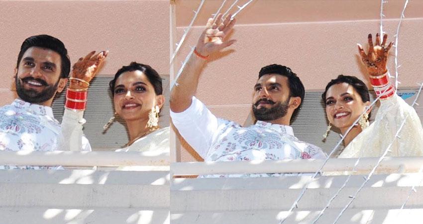 शादी के बाद दीपिका के ही घर पर रह रहे हैं रणवीर सिंह, बताई यह बड़ी वजह