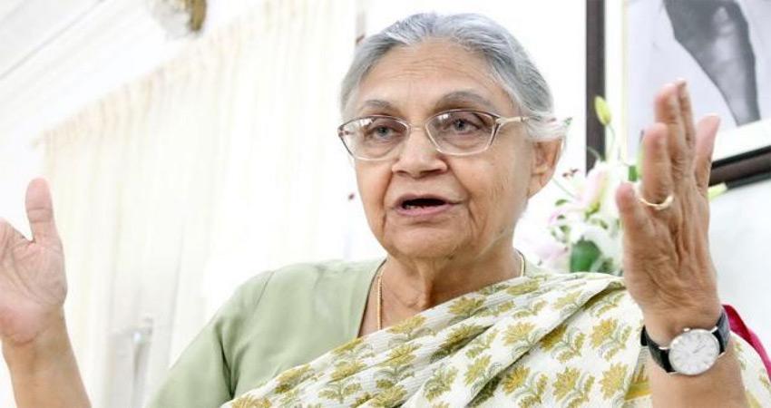 बढ़ती जा रही कांग्रेस में रार! शीला ने नियुक्त किए तीन नए प्रदेश प्रवक्ता