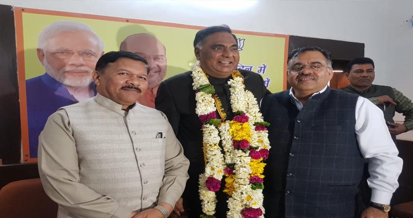 बीजेपी ने रामवीर सिंह बिधूड़ी को चुना नेता प्रतिपक्ष, आज से दिल्ली विधानसभा का पहला सत्र