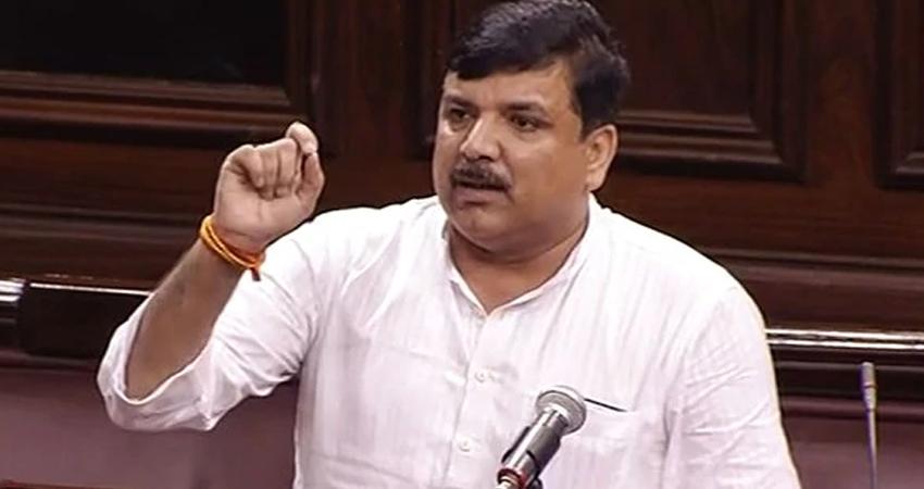 बलात्कारियों को कड़ी सजा की मांग पर सदन में आवाज उठाएंगे AAP सांसद