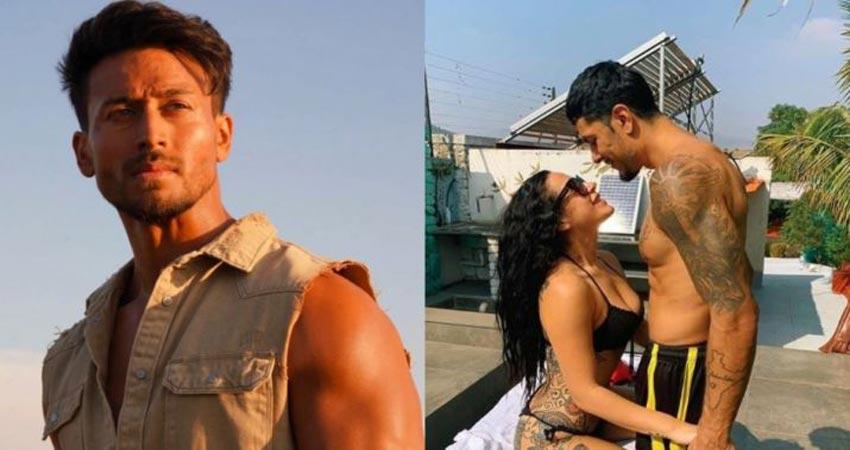 कृष्णा श्रॉफ ने बॉयफ्रेंड संग Photo की शेयर, टाइगर ने इस पर किया कमेंट- Poor Guy
