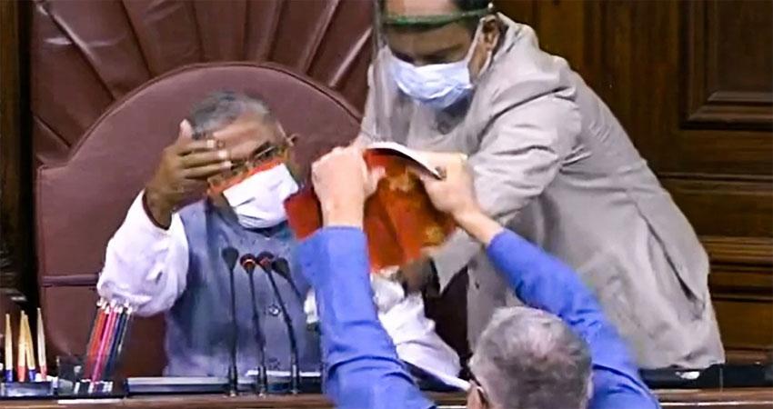 राज्यसभा में विपक्ष के दुर्व्यवहार को बिहारी अस्मिता से जोड़ा, रविशंकर प्रसाद ने कही ये बात