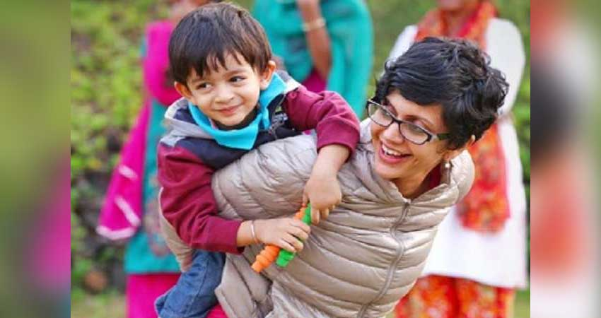 मंदिरा बेदी ने किया खुलासा, इस डर की वजह से 12 साल तक नहीं बनी मां