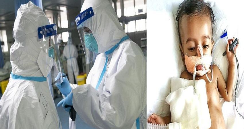 चंडीगढ़ PGI: हार्ट सर्जरी कराने आई 6 माह की बच्ची कोरोना पॉजिटिव, 18 डॉक्टर क्वारंटाइन