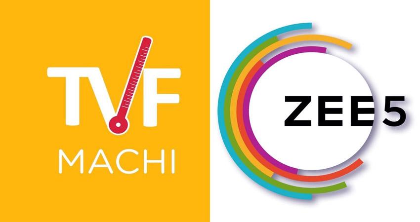 ZEE5 ने TVF के साथ की पार्टनरशिप, इन सीरीज के नए सीजन का करेगा ब्रॉडकास्ट